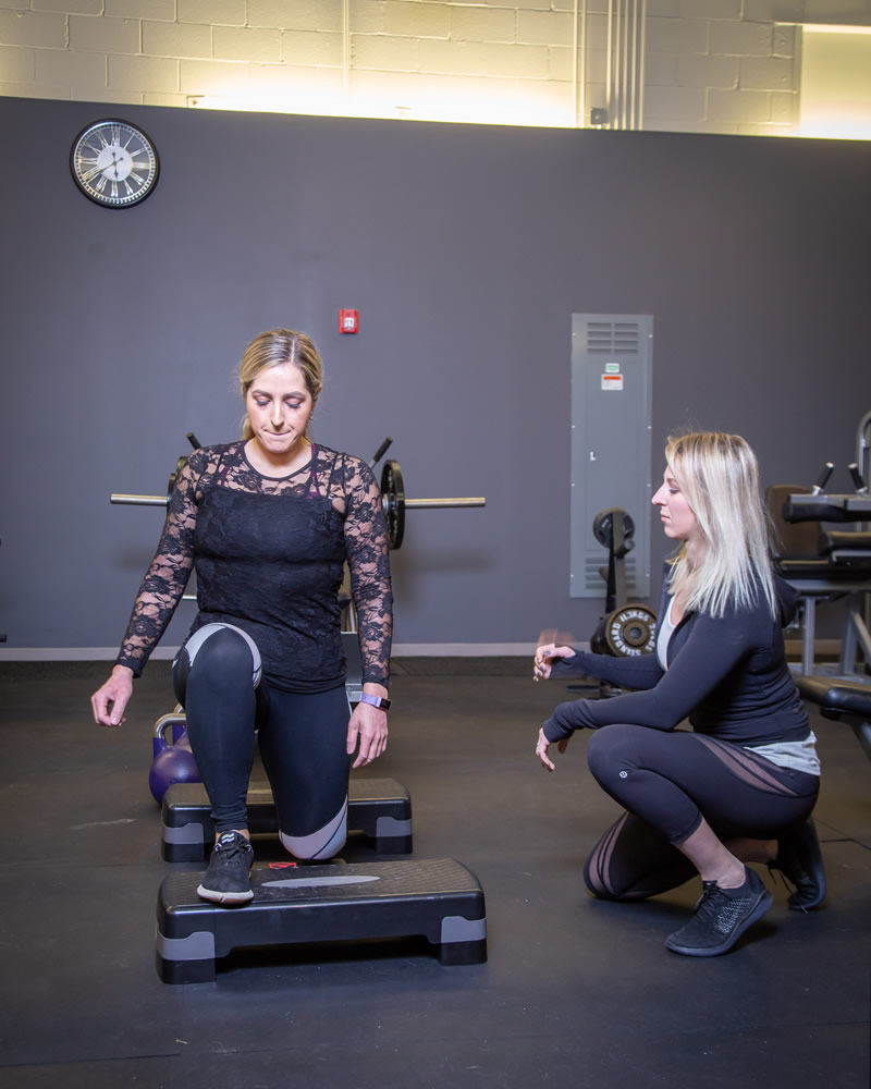 Female Only Strength Training Classes - Glickfit